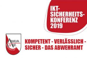 IKT-Sicherheitskonferenz 2019