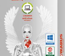 KARUS anti.virus mit VB100-Award