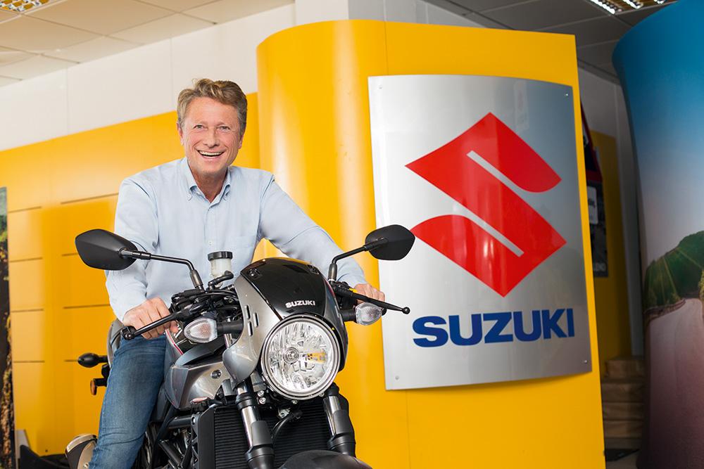 Gerhard Eber, ICT-Manager SUZUKI AUSTRIA (© Lukas Dostal)