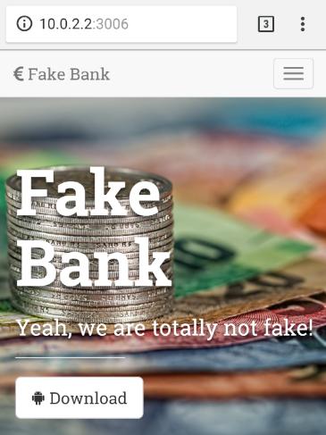 fakebank