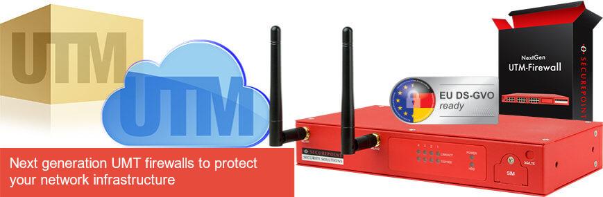UMT firewall